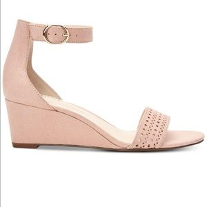 Alfani's Tamirra wedge sandals